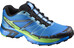 Salomon Wings Pro 2 Trailrunning Shoes Men bright blue/black/tonic green